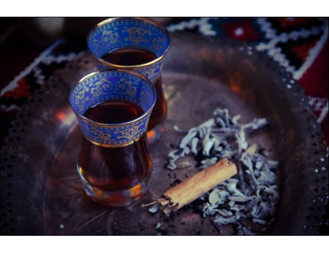 Бедуинский чай – Хабак.