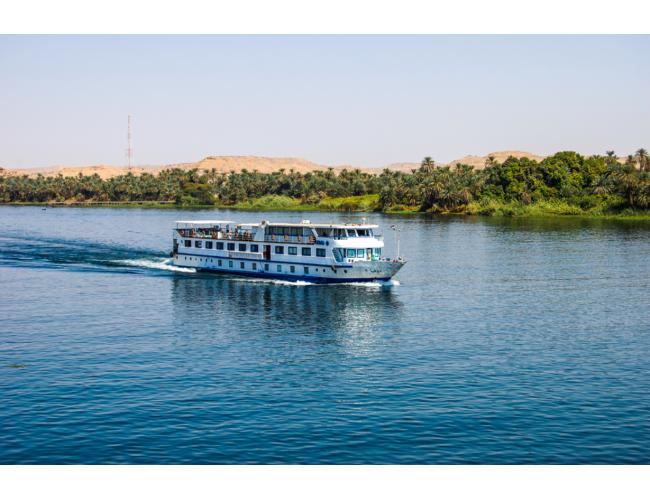 Круиз по Нилу Луксор И  Асуань